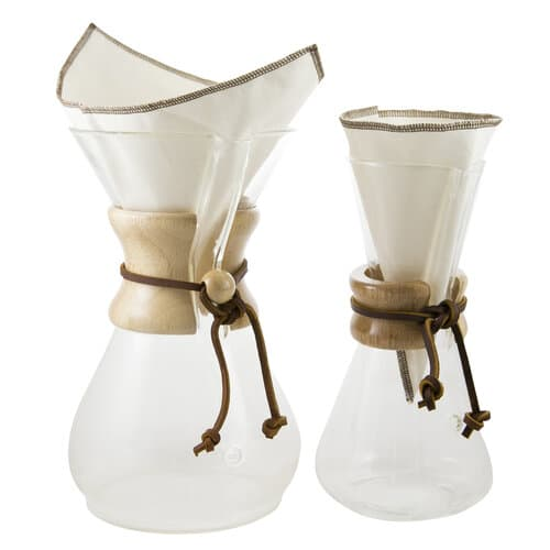 how to make coffee with a cloth filter